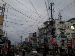 Criss Cross of illegal tapping of power from the grid